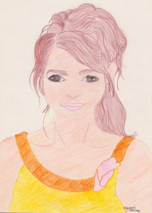 Selena Gomez par maoui96